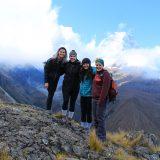 Trekking in huaraz-peru
