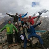trekking tours in huaraz peru